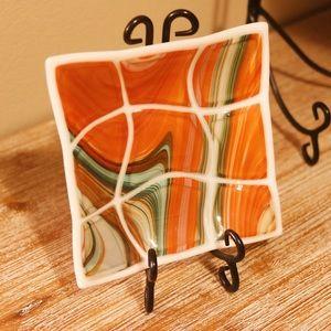Other - Decorative Swirl Ceramic Plate